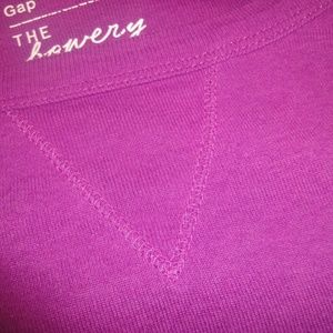 "GAP Tops - 🎆4/$20 Gap ""Bowery"" Scoop Neck Top Long Sleeve XS"